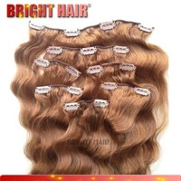 Malaysian Hair Extensions Clip In Hair Extensions For African American