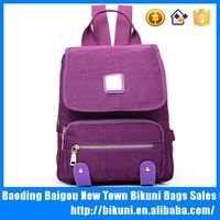 Specially custom new high quality colorful nylon school backpack sport backpack