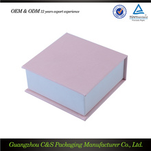 Customization Packing Boxes Eco-Friendly Excellent Quality Paper Box Instructions
