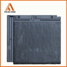 fire resistant plastic building synthetic slate roofing tiles