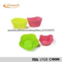 De silicona molde de la torta, muffin pan, pastel de herramienta