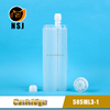 585ml 3:1 Disposable Epoxy Resin Dual Cartridge