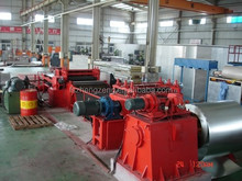 *1400 Semi-automatic hydraulic cut to length line