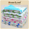 china fornecedor imprimir cobertores flanela atacado