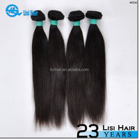 Wholesale Price Top Grad Shedding Free No Tangle Unprocessed Full Cuticle fake hairgray hair for braiding