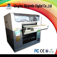 Hot sell !!! A3 flatbed printer for ID card Phone Case,Pen, CD, Leather,Metal,Wood ,mug,etc