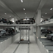 High quality factory manufacture rotary automated car parking system
