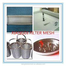 306 Stainless steel active filter mesh
