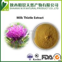 Varous spec silymarin powder for food supplement herbal extract