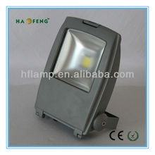 High power led flood light 50w good for heat with seonser IP65 HF-LED125