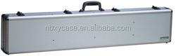ningbo factory suppy Aluminum leather gun case SGC44R