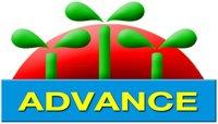 "dua hau dep ""Advance Seeds"" Brand"