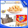 Wheat flour salad snack production line/Bugle snack machine