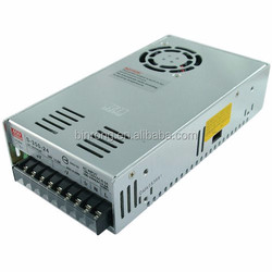 S-350-24 24 VDC 14.5A 350W Regulated Switching Power Supply