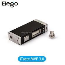 Innkion iTaste MVP 3.0 30W Box MOD with 3800mAh VW VV E Cig Wholesale