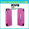 3d mobile phone cover for iphone and samsung, leather case for iphone4/5/6/6plus