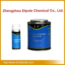 Rubber conveyor belt repairing cold vulcanizing adhesive glue