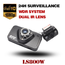 SIV original LS300W WDR night vision Full HD 1080P 140 degree view angle hot sell car camera