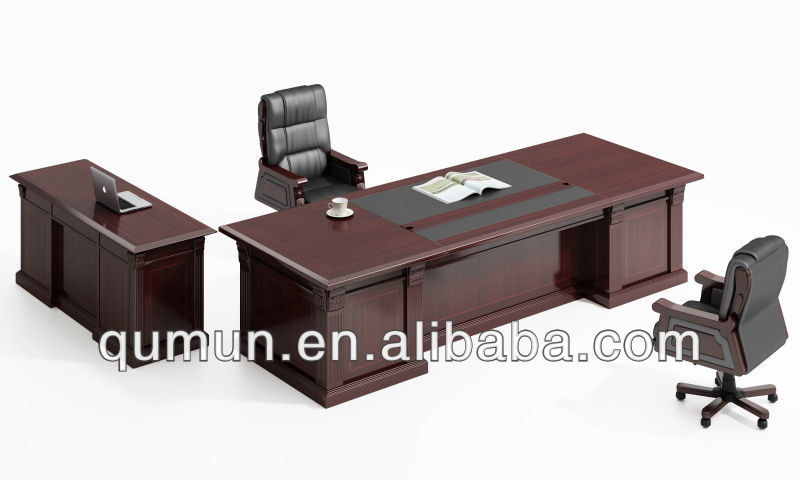 China Manufacturer Government Classical Manager Desk