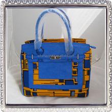 2015 High Quality Handmade Fabric Handbags lady tote handbag Dropshipping Handbag