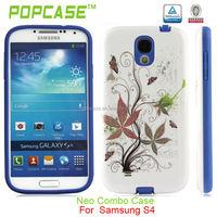 pc+tpu case for samsung i9500 custom print cell phone case