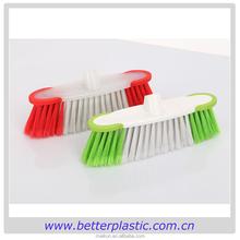 (MP-8257C)high quality soft edge plastic household floor push brush