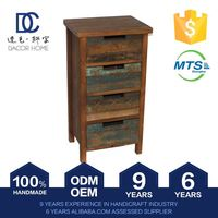 Best Quality Factory Direct Price Exquisite Workmanship Teak Dining Room China Cabinet