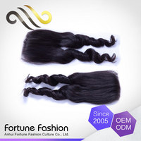 Modern style Samples are available Various Colors women brazilian cheapest lace front closure piece weaves