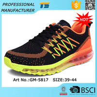 Colorful Unisex Wholesale Running Brand Air Sports Flyknit Shoes