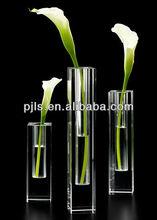 Cylinder vase Glass Vases flower vase