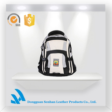 Black and White travel organiser in bag travel bag with water bottle pocket