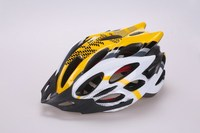 China wholesale PC in-mould sport helmet (with 22 air vents ) with high quality