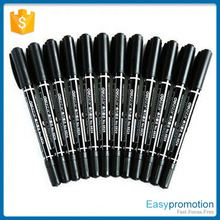 Factory direct sale unique design school fluid ink ball pen with good price
