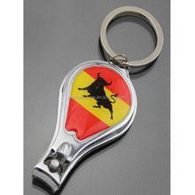 Bottom price hotsell keychain 3d car metal