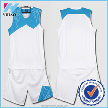 Dongguan Yihao Custom Mens Printed Sports Wear For Basketball Wear Gym Clothing Wholesale 2015