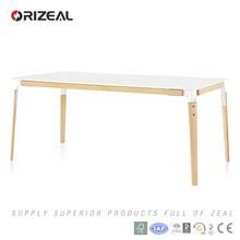 European Replica Restaurant Table, Wooden Top Replica Restaurant Table (OZ-RT1043)
