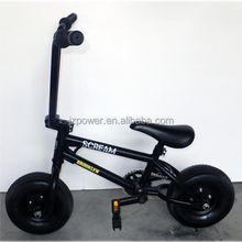 Extreme sports, brand new design, black color mountain bike, best-selling mini bmx bicycle, great riding experience