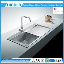 Trustworthy china supplier kitchen sinks,stainless steel hand wash basins