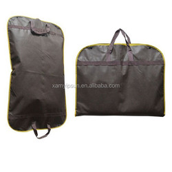 Personalized Foldable PP Non-Woven Garment Cloth Bag For Suit