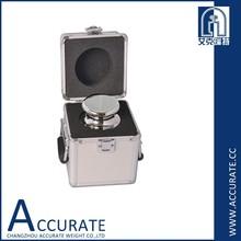 Oiml F1 F2 M1 100 g peso específico 304 de aço inoxidável
