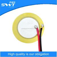 20mm 3.8khz piezoelectric plate of piezo disc direct supplier