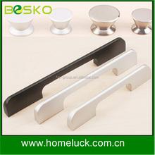 professional hardware profile factory aluminum furniture handles,sorts of aluminum knobs