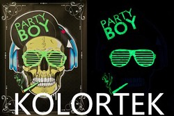 Powder Glow Paint, Glow In Dark Paint, Night Glow Paint