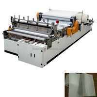 Hot Sale Full Automatic Kitchen Towel Paper Machine,toilet paper rewinding machine