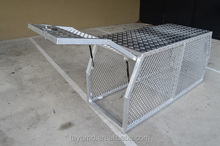 Heavy Duty Aluminum Dog Cages High Capacity Puppy Cage