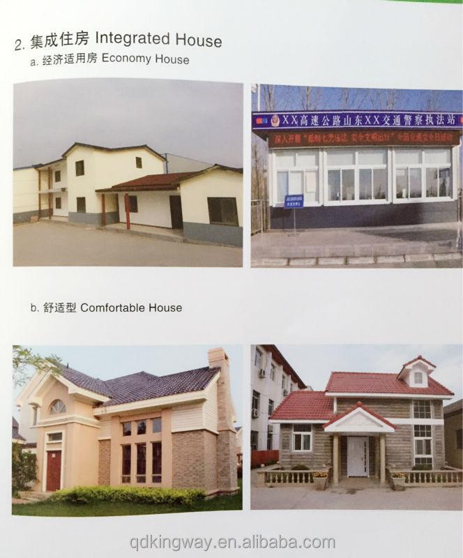 Prefabricated House With Alc Panel Buy Prefabricated