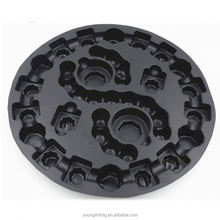 high quality Chearp plastic serving tray with cover