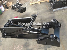 chassis japanese telescopes dump truck chassis parts