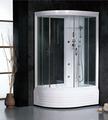 beneficios de la sauna sala de ducha sin bañera ducha cabina de ducha panel de ducha G264 Cabina de ducha