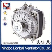 Con 35 años de experiencia 220 v 3 - 34 W sombreado de poste de china electric industrial ac motor